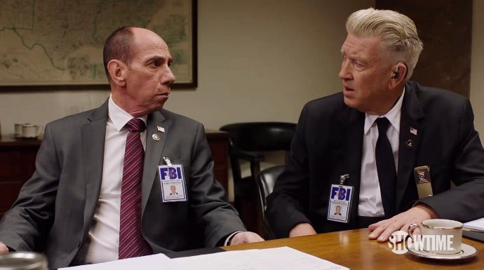 New 'Twin Peaks' Trailer Features Late Miguel Ferrer's FBI Agent Albert Rosenfield