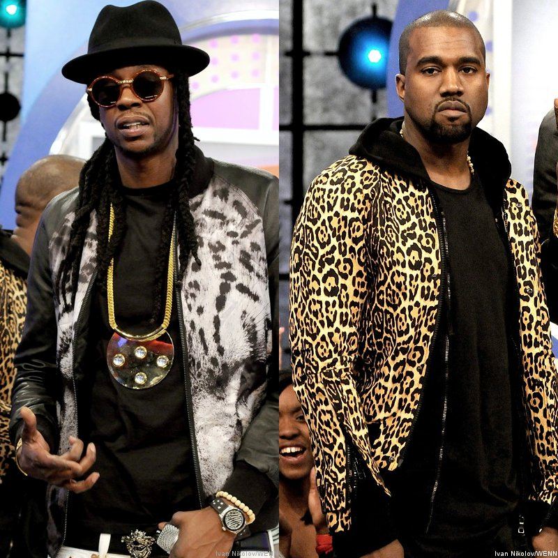 2 Chainz and Kanye West's 'Birthday Song' Released