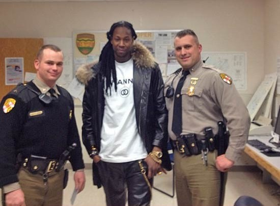 2 Chainz Arrested in Maryland on Drug Charges