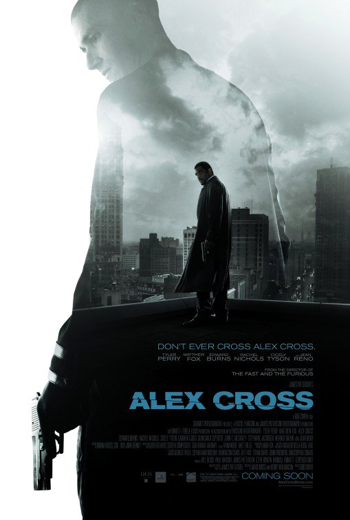 Tyler Perry Fights a Maniac in First 'Alex Cross' Trailer
