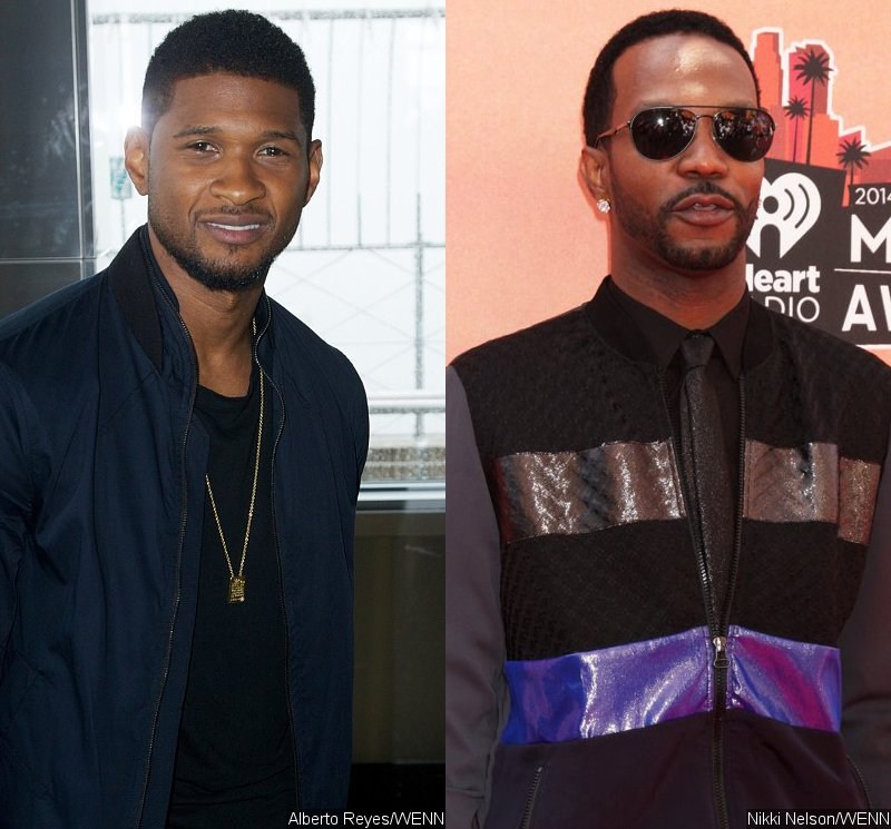 New Music: Usher's 'I Don't Mind' Ft. Juicy J