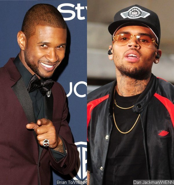 Audio: Chris Brown Ft Usher & Rick Ross: New Flame (Preview)