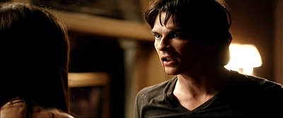 'Vampire Diaries' 3.04 Preview: Damon Can't Be Tamed