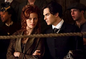 'Vampire Diaries' 3.16 Preview: A Boxing Girl From Damon's Past
