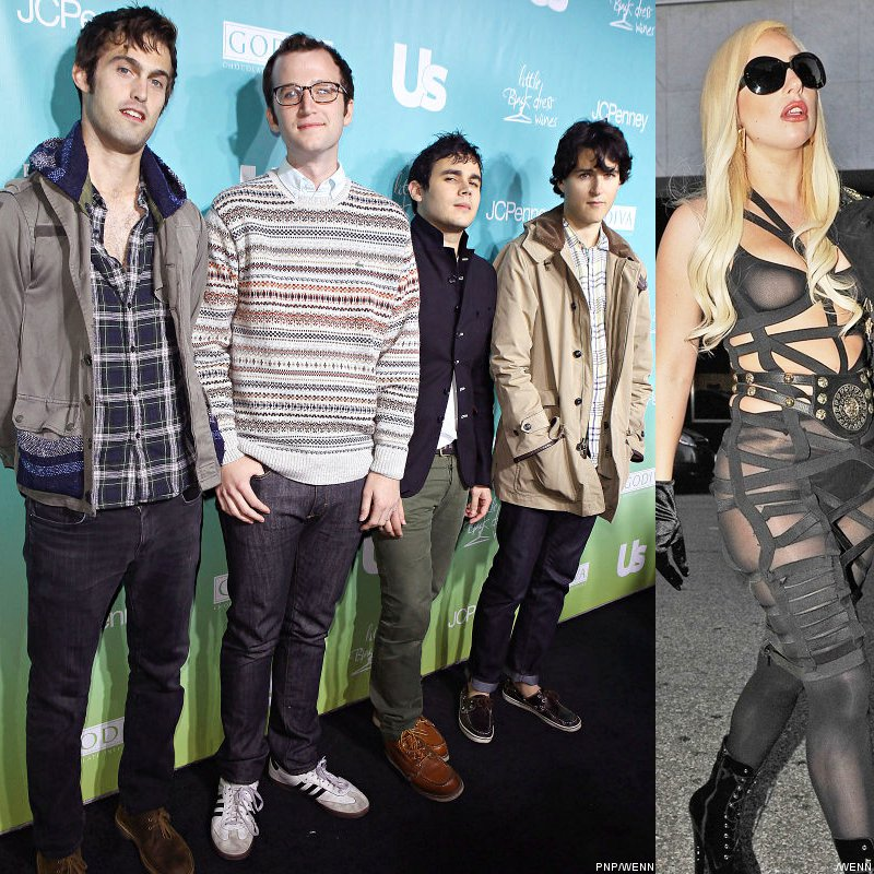 Vampire Weekend Close Pitchfork Music Fest, Lady GaGa Watches Kendrick Lamar