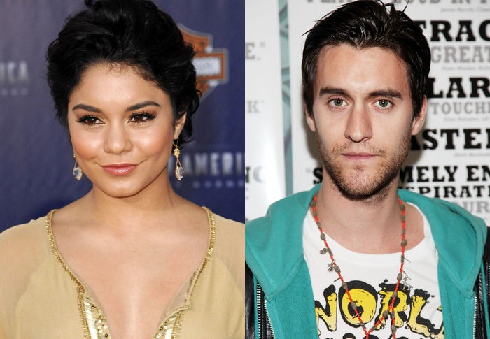 Report: Vanessa Hudgens Hooks Up With The Sounds' Guitarist
