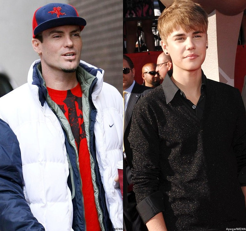 Vanilla Ice Insists He's Not Bad-Mouthing Justin Bieber