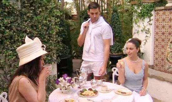 Video: Jimmy Kimmel Spoofs  British Version of 'Jersey Shore'