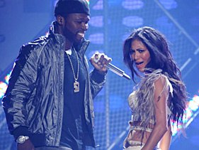 Video: Nicole Scherzinger and 50 Cent's Performance on 'American Idol'
