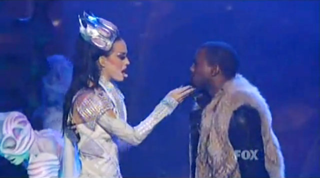 Video: Katy Perry and Kanye West's Performance on 'American Idol'