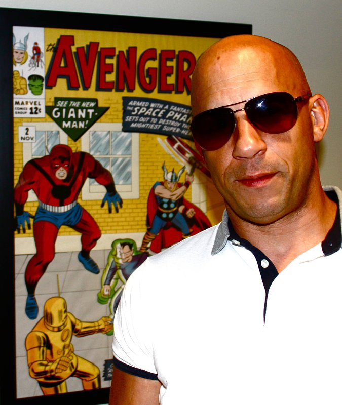 Vin Diesel Teases Potential 'Avengers 2' Role