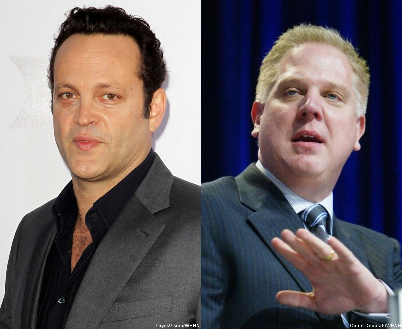 Vince Vaughn and Glenn Beck to Launch New Reality Competition Series