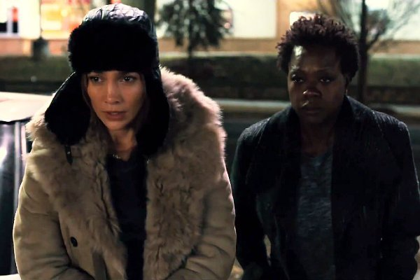 Foto: Viola Davis and Jennifer Lopez Track Down Murderers in 'Lila and Eve' First Trailer