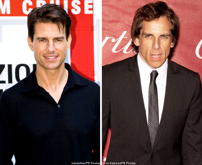 Tom Cruise and Ben Stiller Reunite for 'The Hardy Men'