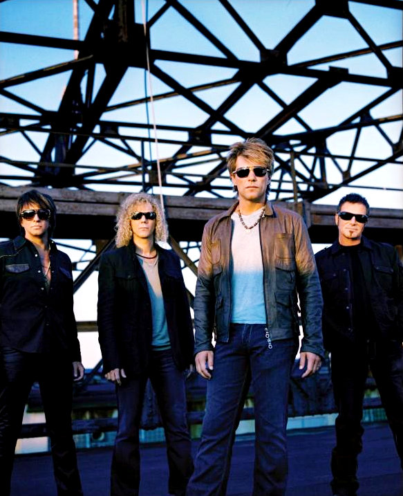 Bon Jovi Let Fans Choose Track for 2010 Grammy Awards Performance