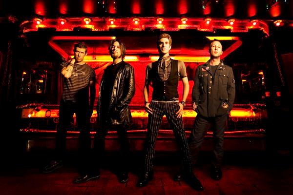 Jane's Addiction Give Another Shot for Their Reunion