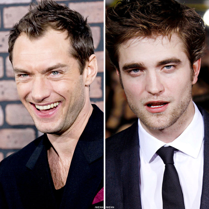 Jude Law Relieved Since Robert Pattinson Takes Over His Heartthrob Title
