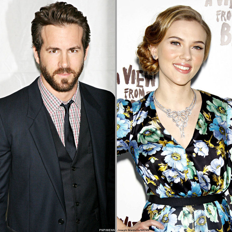 Ryan Reynolds Absent From Scarlett Johansson's Broadway Debut
