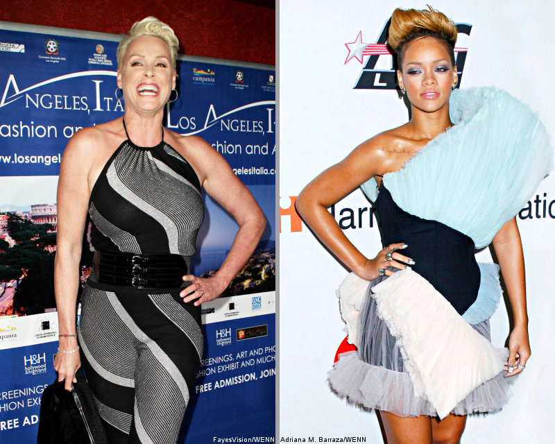 Brigitte Nielsen Blown Away by Rihanna's Compliments