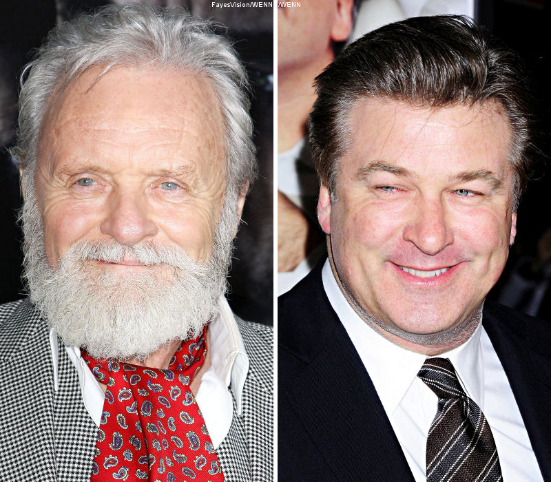 Anthony Hopkins Is Forever in Debt to Alec Baldwin