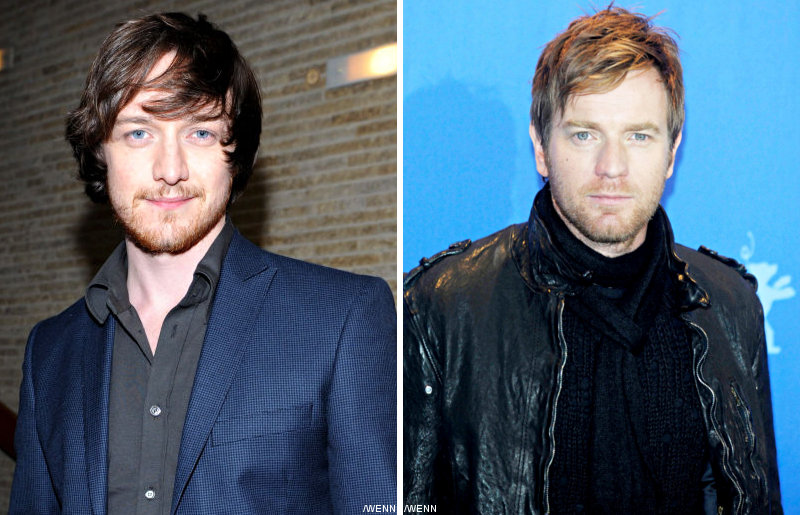 James McAvoy Gets Mistaken for Ewan McGregor