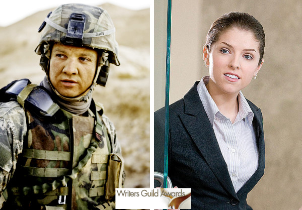 'The Hurt Locker' and 'Up in the Air' Land Coveted Prize at 2010 WGA Awards
