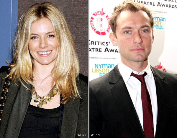 Happy Sienna Miller Confirms She and Jude Law Back Together