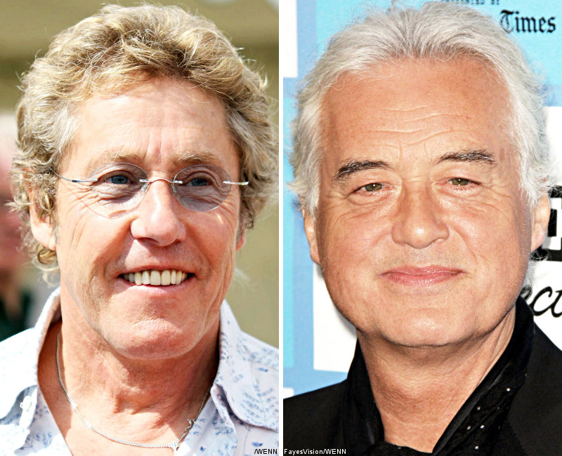 The Who's Roger Daltrey Desperately Wants Duet With Jimmy Page