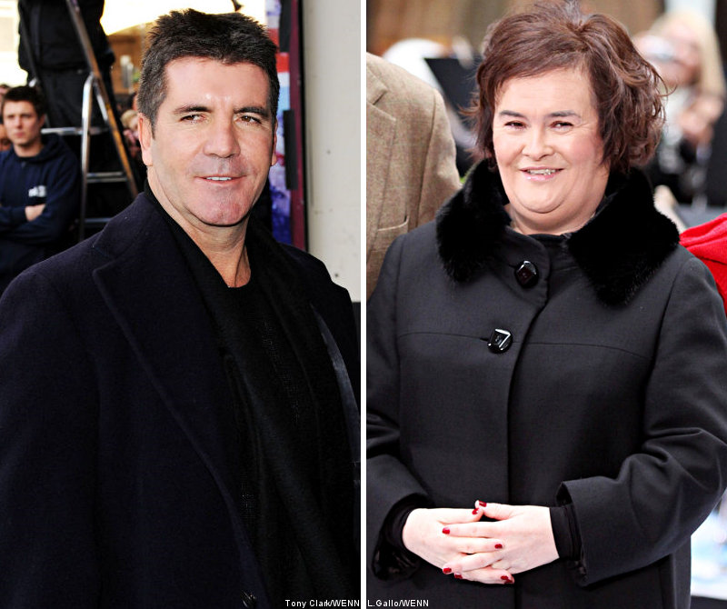 Simon Cowell Offered Susan Boyle to Walk Away From Limelight