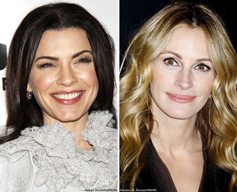 Julianna Margulies Confronted Julia Roberts Over Obnoxious Behavior