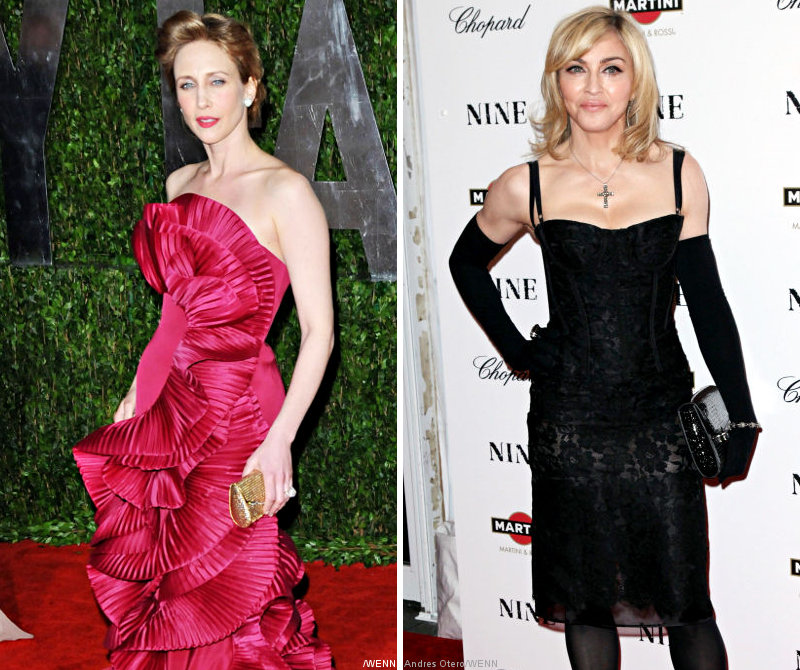 Vera Farmiga Approached by Madonna for 'W.E.' During Tea Break