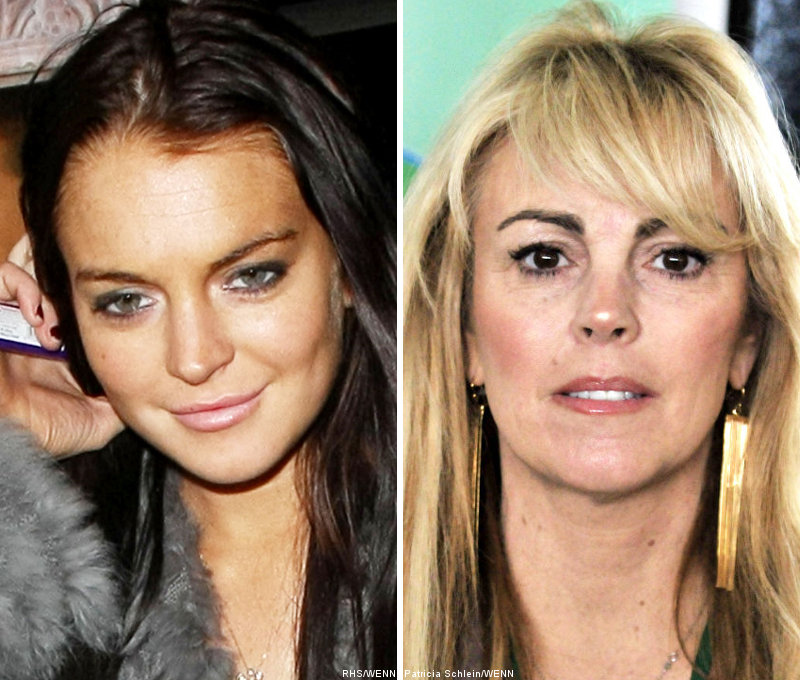 Professional Organizer Cleaned Up Lindsay Lohan's 'Bad' Home