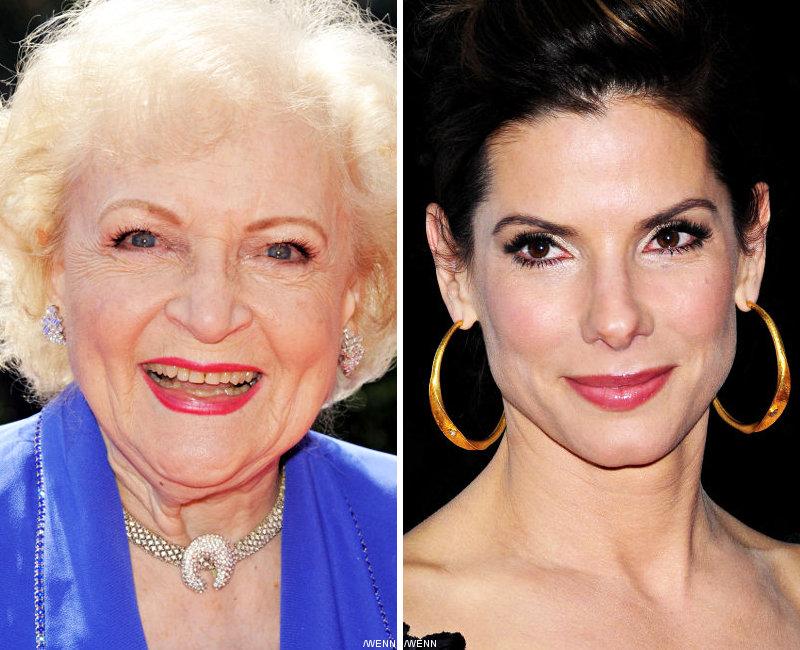 Betty White 'Deeply Saddened' for Sandra Bullock