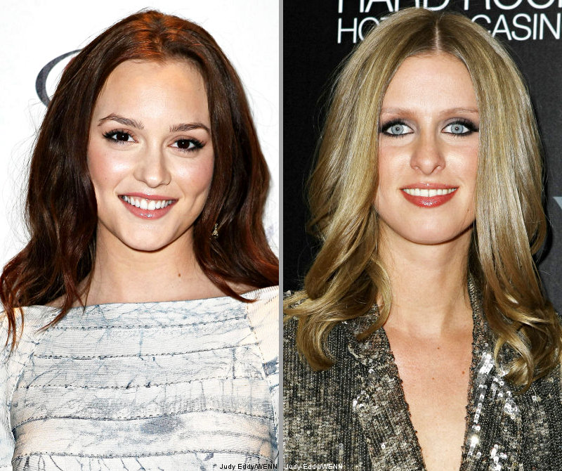 Leighton Meester, Nicky Hilton and More Give Away Clothes for Cancer Charity
