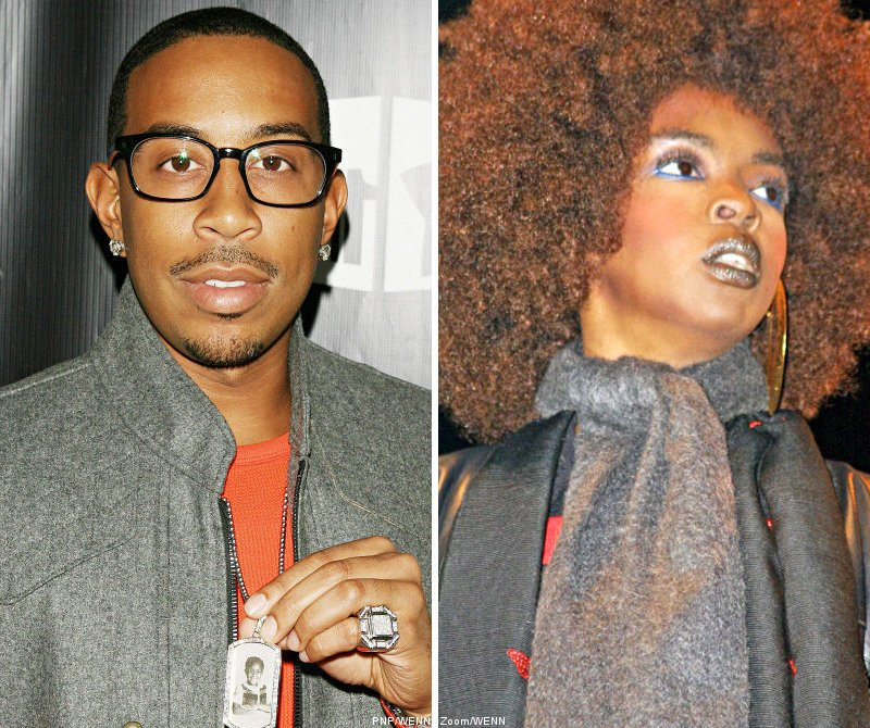 Ludacris Dismayed to Fail Landing a Duet With Lauryn Hill