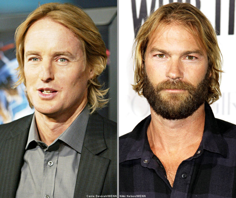 Andrew Wilson (actor) Owen Wilson and Andrew Wilson