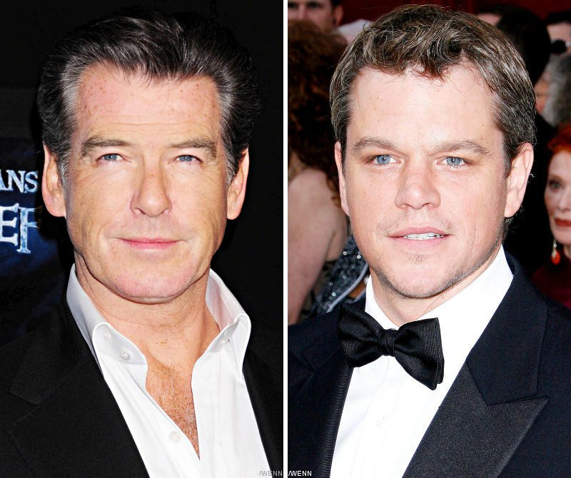 Pierce Brosnan's Time as 'Bond' Is Done Because of Matt Damon