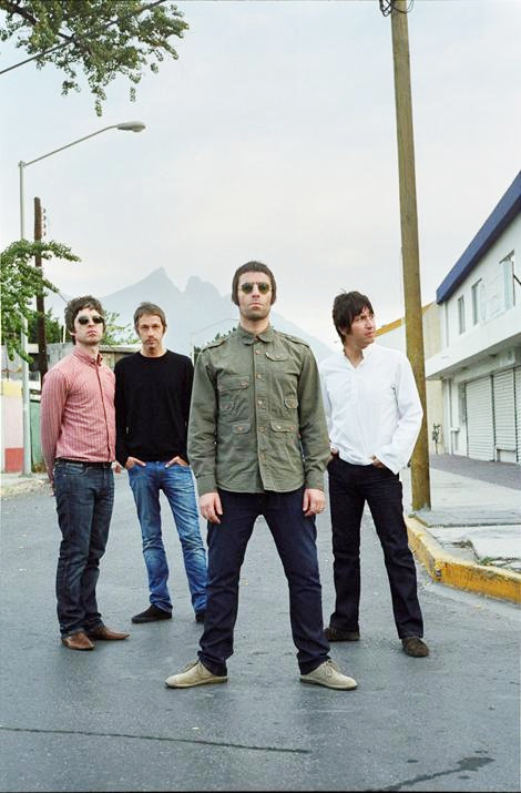 Oasis to Release Wrap-Up Album