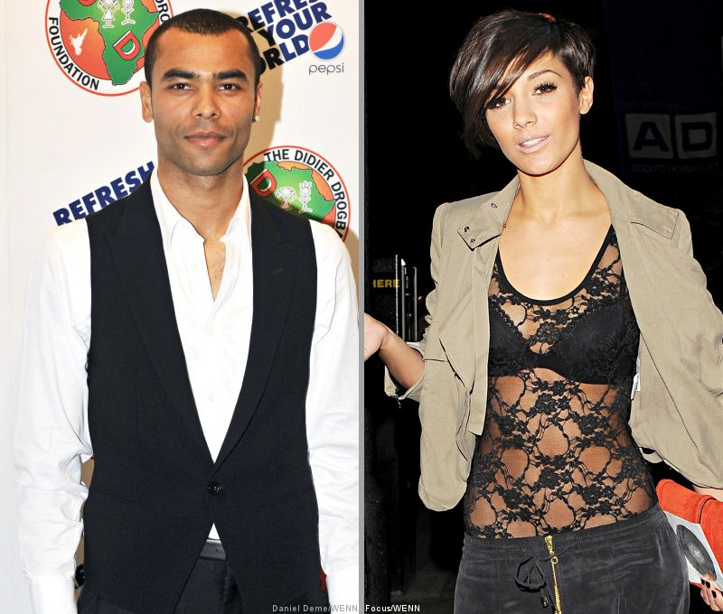 Frankie Sandford's Record Label Takes Legal Action Over Romance Claim With Ashley Cole