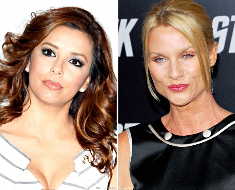 Eva Longoria Bewildered With Nicollette Sheridan's Lawsuit