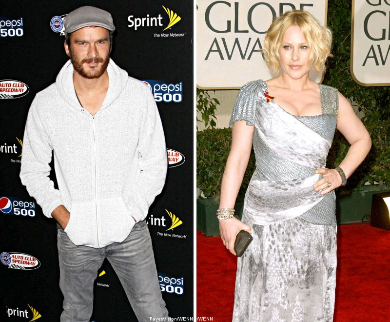 Balthazar Getty and Patricia Arquette for Haiti