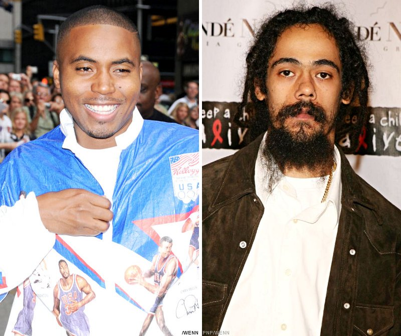 Volcanic Ash Forces Nas and Damian Marley to Cancel Concert