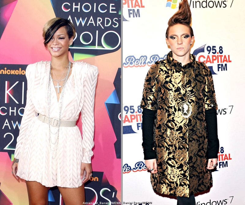 Rihanna Canceled Duet With La Roux's Singer After Chris Brown's Attack