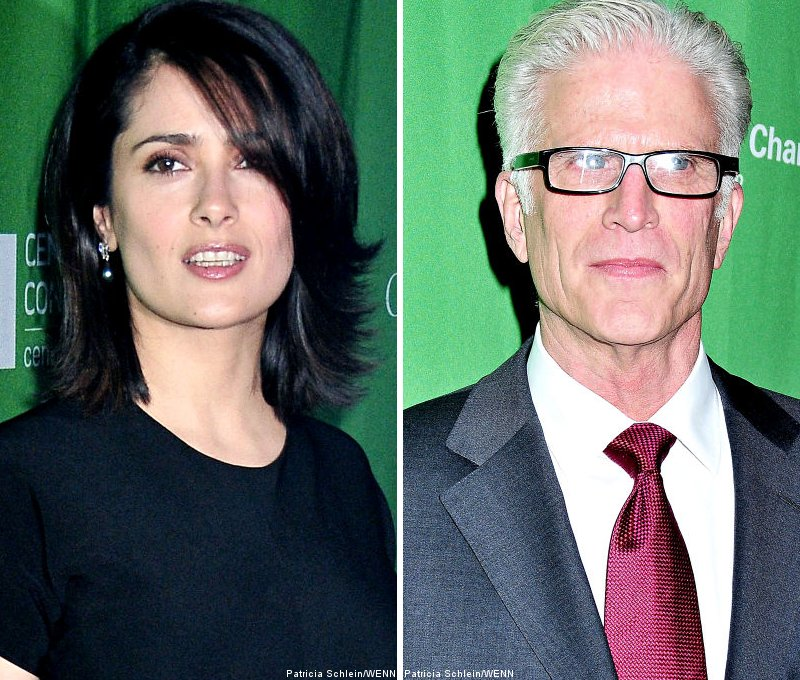 Salma Hayek and Ted Danson Help Raising $2 Million at Earth Day Auction