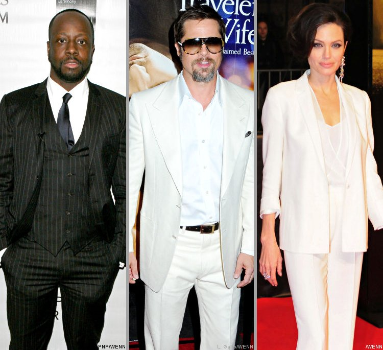 Wyclef Jean to Brad Pitt and Angelina Jolie: Please Adopt Haitian Child