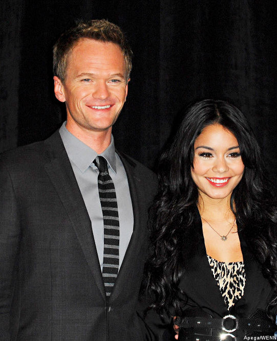 NPH Defends Casting Vanessa Hudgens for 'Rent'