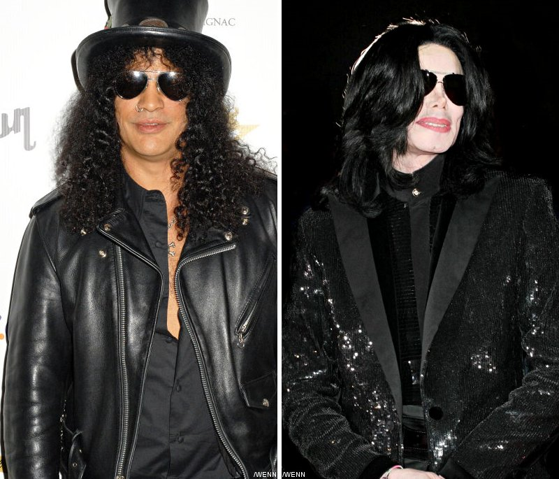 Slash Regrets Not Asking Michael Jackson to Sing on His Solo Project