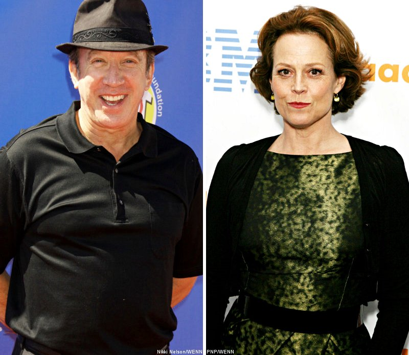 Tim Allen Felt Intimidated When Directing Sigourney Weaver