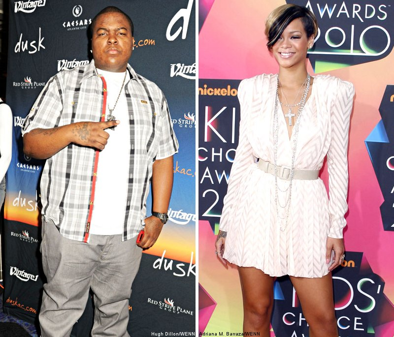 Sean Kingston Snubbed Rihanna Over Wrinkled Shirt