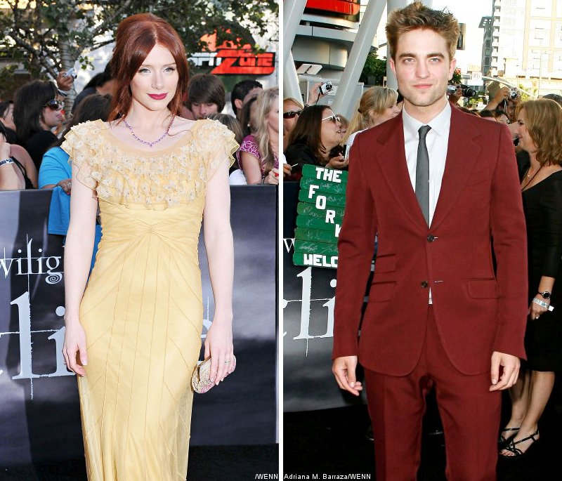 Bryce Dallas Howard and Robert Pattinson Injured When Fighting in 'Eclipse'
